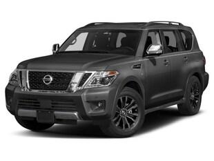 2018 Nissan Armada Platinum,4 wheel dirve,Nav,Lthr,Htd seats SUV