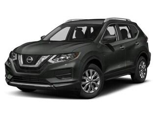 2018 Nissan Rogue Midnight Edition SUV