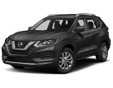 2018 Nissan Rogue MIDNIGHT EDITION SUV