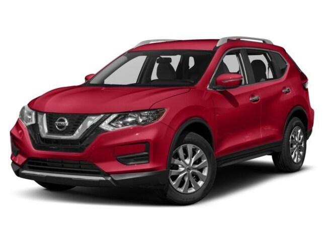 2018 Nissan Rogue SV, AWD SV SUV