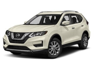 2018 Nissan Rogue Midnight Edition Sport Utility