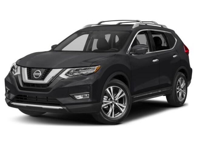 2018 Nissan Rogue SL Platinum, AWD SL SUV