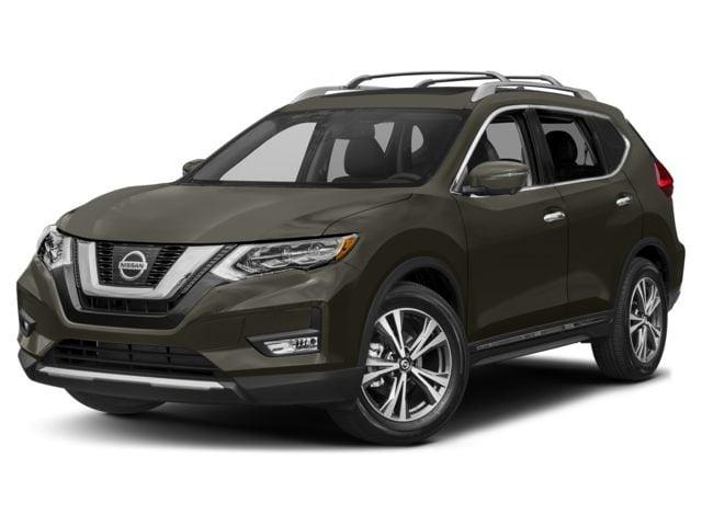 2018 Nissan Rogue SL AWD SL