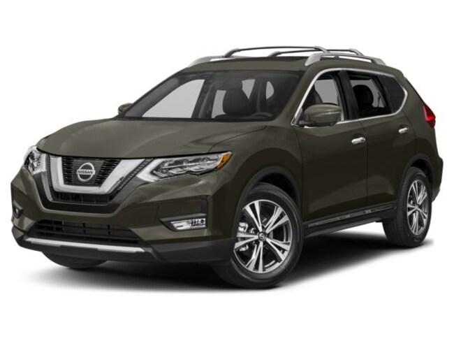 2018 Nissan Rogue SL-AWD SUV