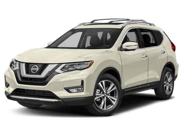 2018 Nissan Rogue SL AWD CVT (2) SUV