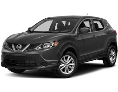 2018 Nissan Qashqai SV SUV