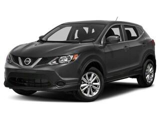 2018 Nissan Qashqai S Sport Utility