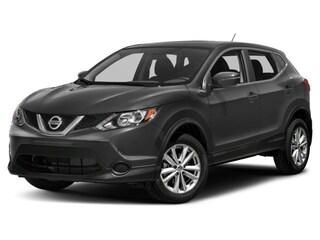 2018 Nissan Qashqai SV Sport Utility