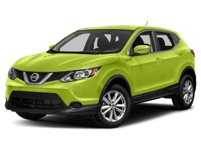 2018 Nissan Qashqai SL Sport Utility