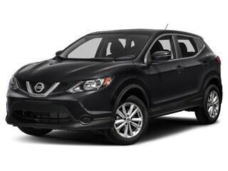 New 2018 Nissan Qashqai SV FWD SUV in Calgary, AB