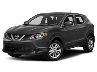 2018 Nissan Qashqai SV 2018.5 FWD SV Manual
