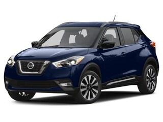 2018 Nissan Kicks S Sport Utility