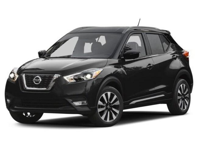 2018 Nissan Kicks SV CVT SUV