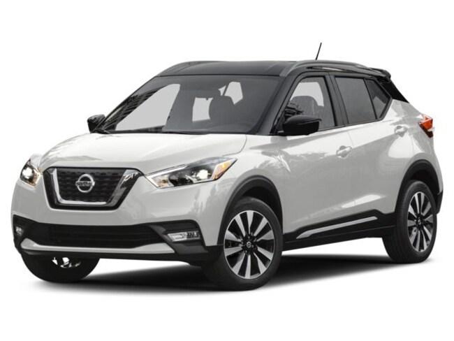 2018 Nissan Kicks SV Sport Utility