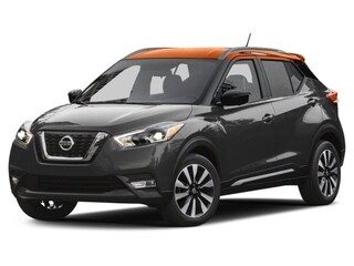2018 Nissan Kicks SR Sport Utility