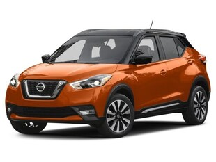 2018 Nissan Kicks SR Clearance! Fully Loaded, Remote Start Wagon