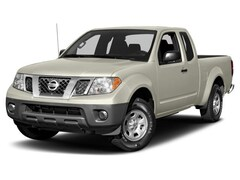 2018 Nissan Frontier S Extended Cab Pickup
