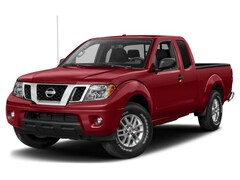 2018 Nissan Frontier SV Extended Cab Pickup