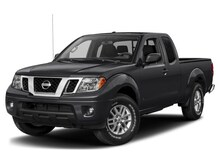 2018 Nissan Frontier King CAB 4.0 SV Truck