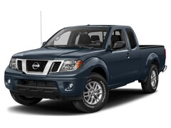 2018 Nissan Frontier Extended Cab Pickup