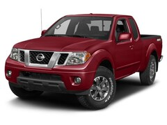 2018 Nissan Frontier PRO4X Truck King Cab
