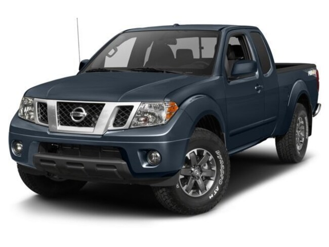 New 2018 Nissan Frontier KING PRO-4X 4X4 Truck King Cab Calgary