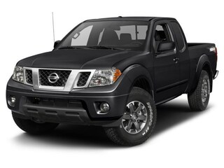 New 2018 Nissan Frontier PRO-4X Truck King Cab in Calgary, AB