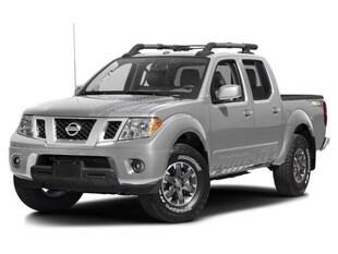2018 Nissan Frontier PRO-4X Truck