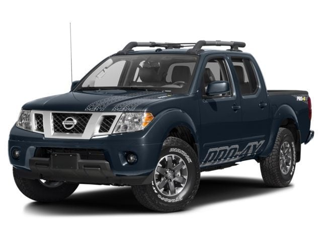 2018 Nissan Frontier PRO-4X Camion cabine Crew