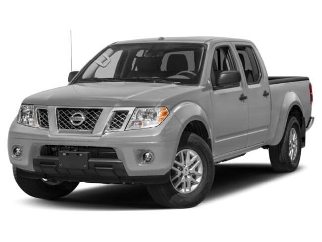 2018 Nissan Frontier Crew CAB 4.0 SV Truck