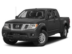 2018 Nissan Frontier Crew Cab SV 4x4 at Truck Crew Cab