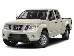 2018 Nissan Frontier SV Crew Cab SV Long Bed 4x4 Auto