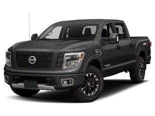 2018 Nissan Titan Midnight Edition Truck