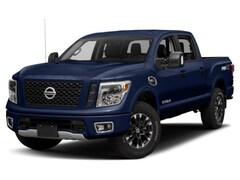 2018 Nissan Titan PRO-4X Truck Crew Cab