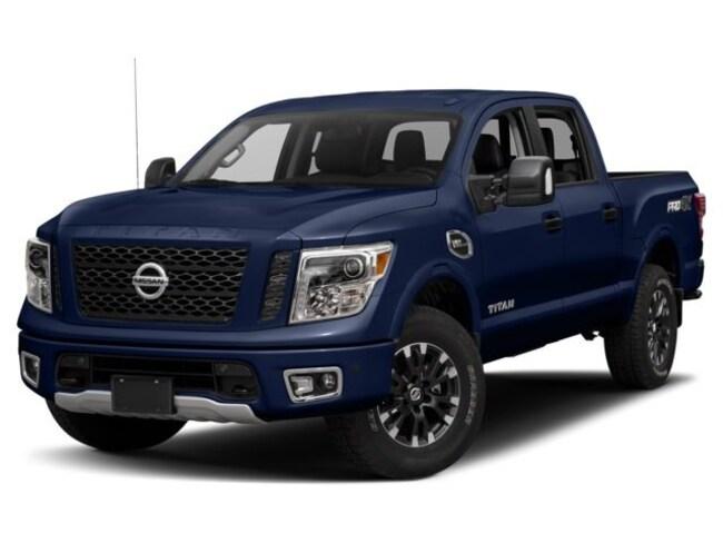 2018 Nissan Titan PRO-4X Crew Cab Pickup