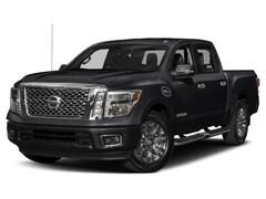 2018 Nissan Titan Platinum Crew Cab Pickup