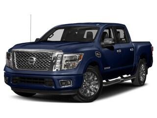 2018 Nissan Titan Crew Cab Platinum 4X4 Truck