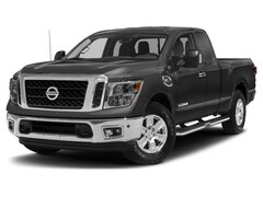 2018 Nissan Titan SV Extended Cab Pickup
