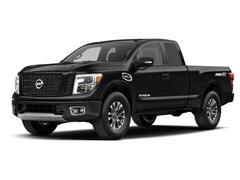 2018 Nissan Titan Extended Cab Pickup