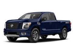 2018 Nissan Titan King Cab PRO-4X 4x4 Truck King Cab
