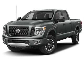 2018 Nissan Titan XD PRO-4X Gas Truck Crew Cab