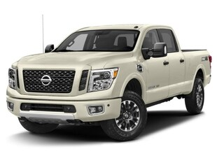 2018 Nissan Titan PRO-4X Clearance 20% OFF! XD GAS, OFF Road PKG Truck