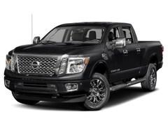 2018 Nissan Titan Xd Platinum Reserve Crew Cab Pickup