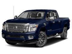 2018 Nissan Titan XD Platinum Reserve Diesel Crew Cab Pickup
