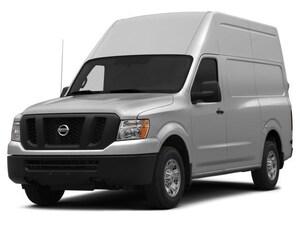 2018 Nissan NV Cargo NV2500 HD SV V8