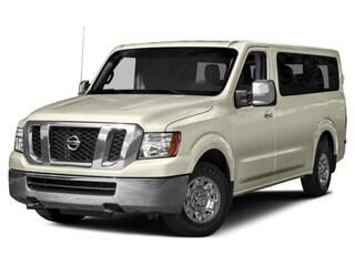 2018 Nissan NV Passenger NV3500 HD SL Full-size Passenger Van