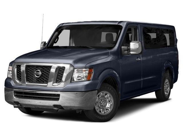 2018 Nissan Nv Passenger SL Full Size Passenger Van