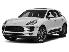 2018 Porsche Macan Turbo w/ Performance Package SUV