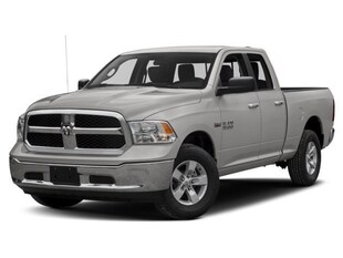 2018 Ram 1500 0% FINANCING AVAILABLE UP TO 84 MONTHS! Truck Quad Cab