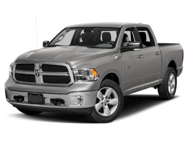 2018 Ram 1500 4x4 | Diesel! Truck Crew Cab